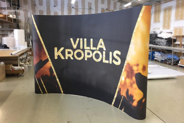 PopUp Villa Kropolis