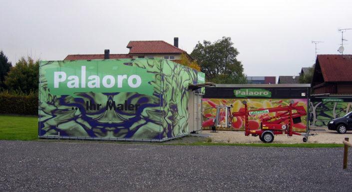 Containerverkleidung, Palaoro, Höchst